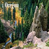 Oregon, Wild & Scenic - 2017 Calendar Kalendarze
