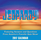 Jeopardy! - 2017 Boxed Calendar Calendars