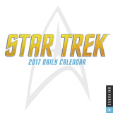 Star Trek Daily - 2017 Boxed Calendar Calendars