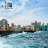 Cuba - 2017 Calendar Kalendarze