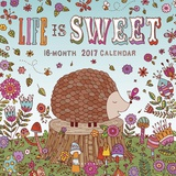 Life is Sweet - 2017 Mini Calendar Calendars
