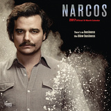 Narcos - 2017 Calendar Kalendarze