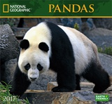 National Geographic Pandas - 2017 Calendar Calendars