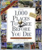 1,000 Places To See Before You Die Picture-A-Day - 2017 Calendar Calendários