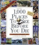 死ぬまでに一度は行きたい世界の1000ヵ所(2017年カレンダー) カレンダー