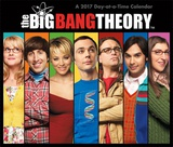 The Big Bang Theory - 2017 Boxed Calendar Calendars
