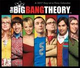 The Big Bang Theory - 2017 Boxed Calendar Calendarios