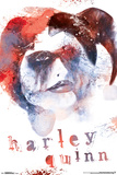 Harley Quinn- Distressed Dreamer Posters