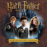 Harry Potter - 2017 Calendar Calendars