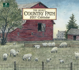 Country Path - 2017 Calendar Calendriers