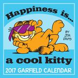 Garfield - 2017 Calendar Kalendere