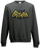 Crewneck Sweatshirt: Batman 1966 - Logo Shirts