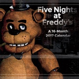 Five Nights At Freddy's - 2017 Calendar Calendars