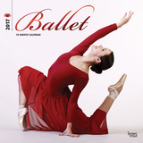 Ballet - 2017 Calendar Calendars