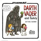 Darth Vader and Friends - 2017 Calendar Calendars