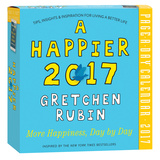 Happier Page-A-Day - 2017 Boxed Calendar Calendriers