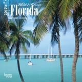 Florida, Wild & Scenic - 2017 Mini Calendar Calendars