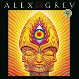 アレックス・グレイ(2017年カレンダー) カレンダー