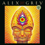 Alex Grey - 2017 Calendar Calendars