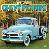 Classic Chevy Pickups - 2017 Calendar Calendriers
