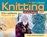 Knitting - 2017 Boxed Calendar Calendars
