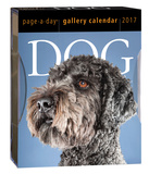 Dog Page-A-Day Gallery - 2017 Boxed Calendar Kalendere