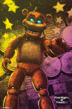 Five Nights At Freddy's- Classic Freddy Prints
