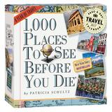 死ぬまでに一度は行きたい世界の1000ヵ所(2017年箱入りカレンダー) カレンダー