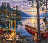 Cabin View - 2017 Calendar Calendars