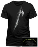Metallica- Binge Justice Slash (Front/Back) T-shirty