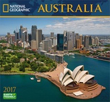 National Geographic Australia - 2017 Calendar Calendars