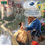Thomas Kinkade: The Disney Dreams Collection - 2017 Calendar Calendars