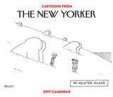 Cartoons from The New Yorker - 2017 Boxed Calendar - Takvimler