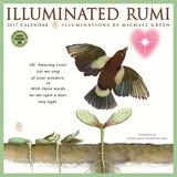 Illuminated Rumi - 2017 Calendar Calendriers