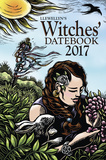 Llewellyn's Witches' Datebook - 2017 Planner カレンダー