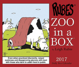 Zoo In A Box - 2017 Boxed Calendar Calendars