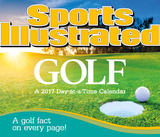 Sports Illustrated – Golf - 2017 Boxed Calendar Kalendarze