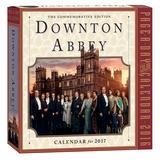 Downton Abbey Color Page-A-Day - 2017 Boxed Calendar - Takvimler