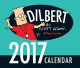 Dilbert - 2017 Boxed Calendar Kalendáře