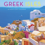 Greek Isles - 2017 Calendar Calendars