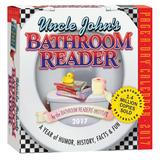 Uncle John's Bathroom Reader Page-A-Day - 2017 Boxed Calendar - Takvimler