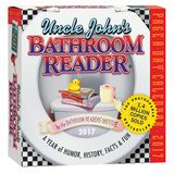 Uncle John's Bathroom Reader Page-A-Day - 2017 Boxed Calendar Calendari