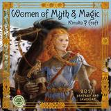 Women of Myth & Magic - 2017 Calendar Calendars