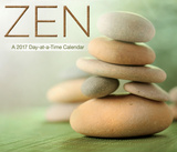 Zen - 2017 Boxed Calendar Calendarios