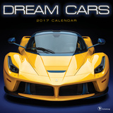 Dream Cars - 2017 Calendar Calendriers