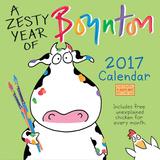 Zesty Year of Boynton - 2017 Calendar Kalenders