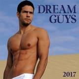 Dream Guys - 2017 Calendar Calendriers