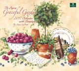 Graceful Garden - 2017 Calendar Kalendarze