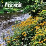 Wisconsin, Wild & Scenic - 2017 Calendar Kalendarze