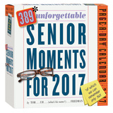389 Unforgettable Senior Moments Page-A-Day - 2017 Boxed Calendar Calendars